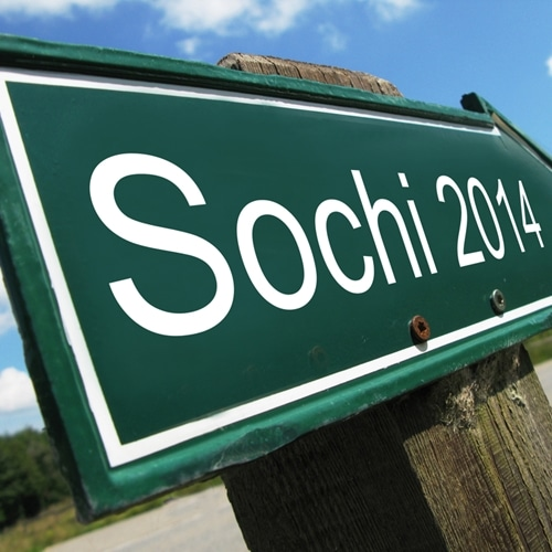 Authentication makes it to Sochi in time for Olympics