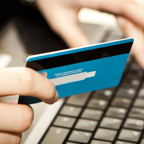 Credit cards may soon be edged aside by enhanced mobile payment methods
