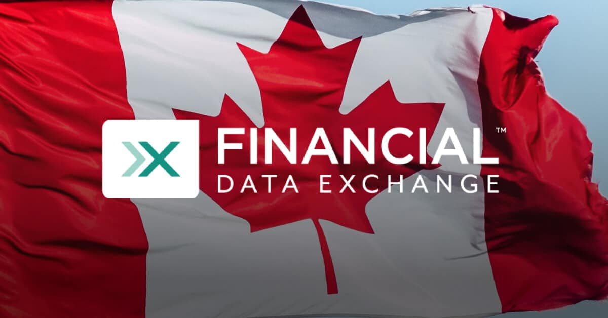 Leading Canadian Financial Services Firms Moving to Adopt the FDX Technical Standards for Secure Financial Data Sharing